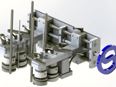 Sercon schroef ontnesters machine - Sercon Foodtech